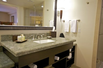 Bathroom Sink | Hotel Corque