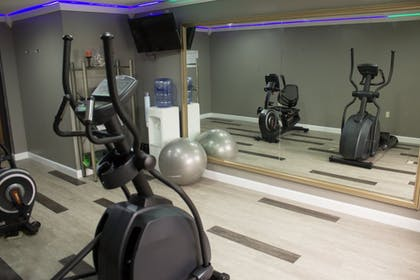 Gym | Baymont by Wyndham Springfield