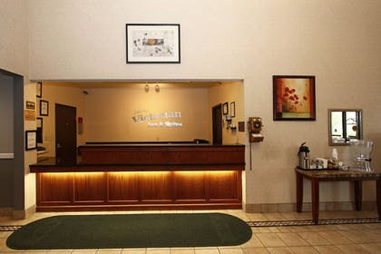 Reception | New Victorian Inn & Suites in Sioux City, IA