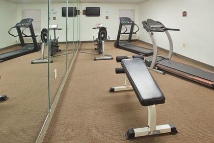 Fitness Facility | Holiday Inn Express Hotel & Suites Wilson - Hayes Place