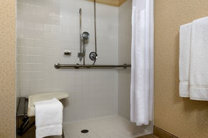 In-Room Amenity | Holiday Inn Express Hotel & Suites Wilson - Hayes Place