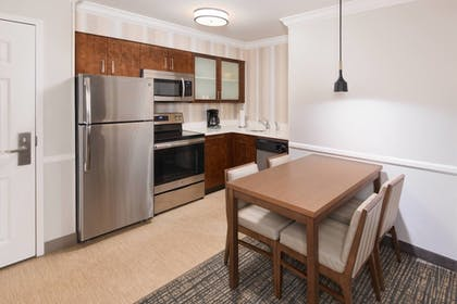 In-Room Kitchen   Residence Inn by Marriott State College