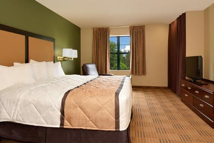 Guestroom | Extended Stay America - Salt Lake City - Union Park