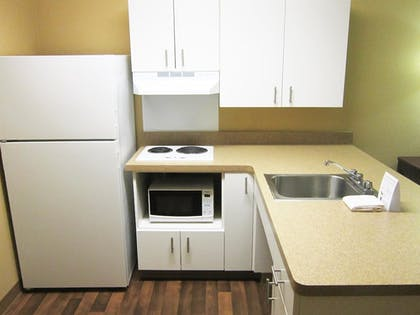 In-Room Kitchen | Extended Stay America Milwaukee - Waukesha