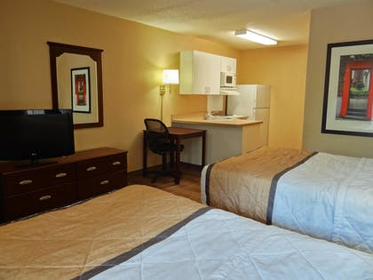 Guestroom   Extended Stay America Tucson - Grant Road