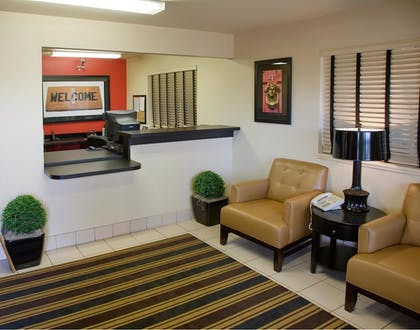 Lobby   Extended Stay America Tucson - Grant Road