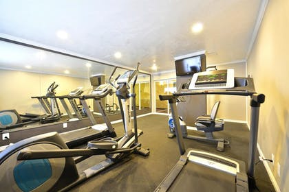 Fitness Facility | Best Western Mountain View Inn
