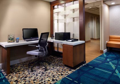 Business Center | SummitSuite Pittsburgh Airport