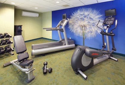 Fitness Facility | SummitSuite Pittsburgh Airport