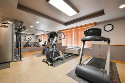 Fitness Facility | Best Western Plus Sidney Lodge