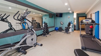 Fitness Facility | Best Western Plus Flint Airport Inn & Suites