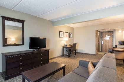 Room | Comfort Suites Austin Airport