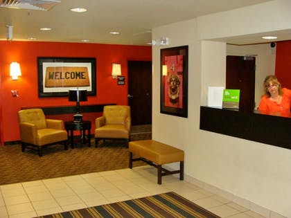 Lobby | Extended Stay America - Somerset