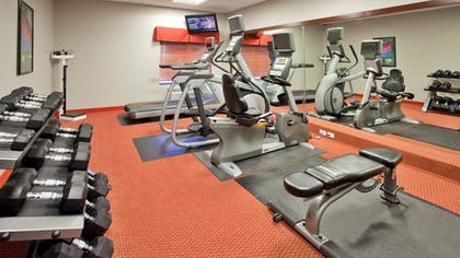Fitness Facility | Holiday Inn Express and Suites Kearney