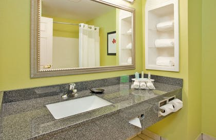 Bathroom | Holiday Inn Express and Suites Kearney