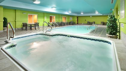Indoor Pool | Holiday Inn Express and Suites Kearney