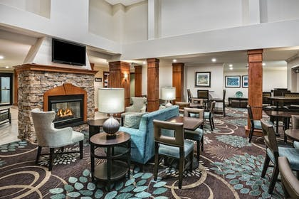 Lobby | Staybridge Suites Round Rock