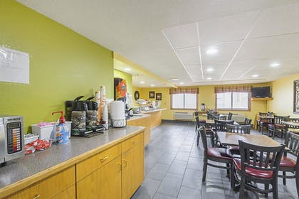 Breakfast Area | Quality Inn and Suites