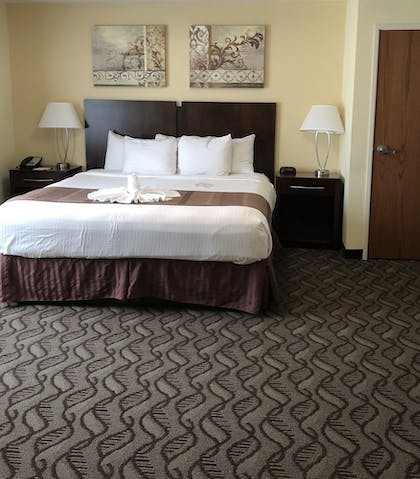 Guestroom | Best Western Nebraska City Inn