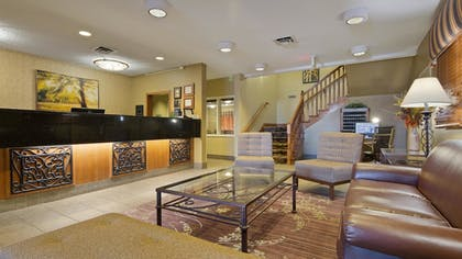 Lobby | Best Western Nebraska City Inn