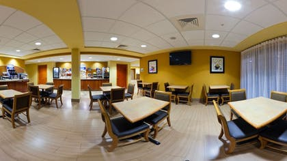 Breakfast Area | Holiday Inn Express & Suites Ft. Lauderdale Airport West