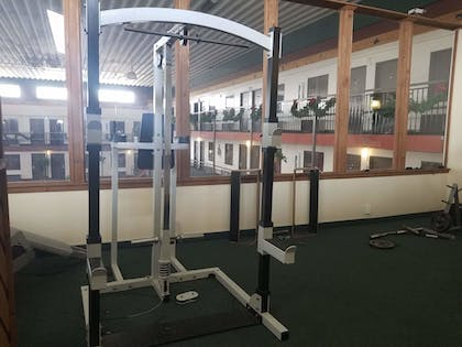 Fitness Facility | Dodge House Hotel & Convention Center