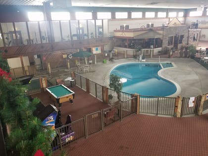 Indoor Pool | Dodge House Hotel & Convention Center