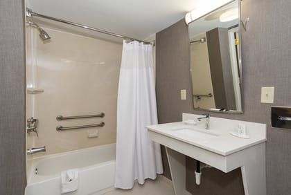 Bathroom | SpringHill Suites by Marriott Charlotte Concord Mills Spdwy