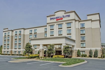 Exterior | SpringHill Suites by Marriott Charlotte Concord Mills Spdwy