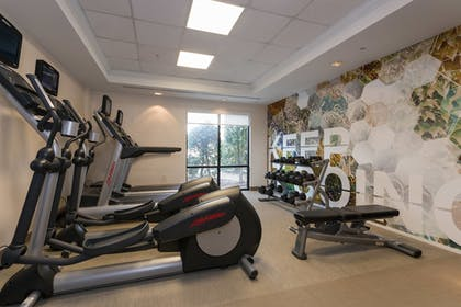 Sports Facility | SpringHill Suites by Marriott Charlotte Concord Mills Spdwy