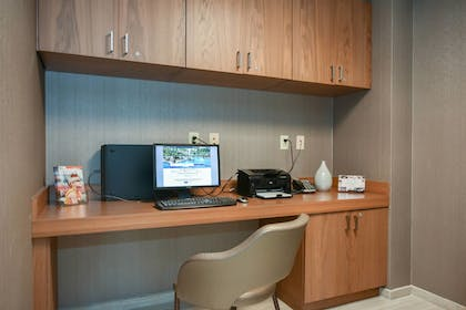 Business Center | SpringHill Suites by Marriott Charlotte Concord Mills Spdwy