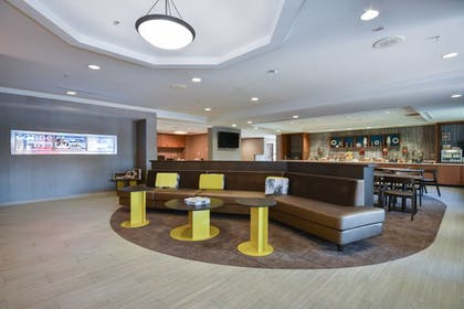 Lobby | SpringHill Suites by Marriott Charlotte Concord Mills Spdwy
