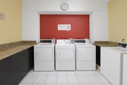 Laundry Room | TownePlace Suites by Marriott Lake Jackson Clute