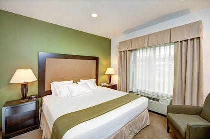 Guestroom | Holiday Inn Express Hotel & Suites Chicago-Deerfield/Lincoln