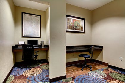 Business Center | Holiday Inn Express Hotel & Suites Jacksonville South I-295