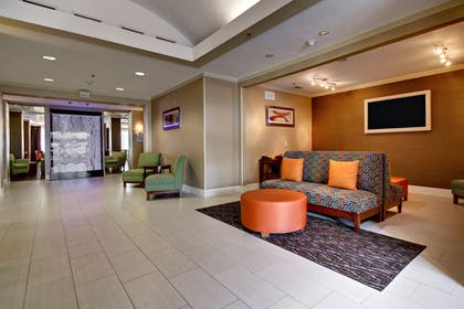 Lobby Sitting Area | Holiday Inn Express Hotel & Suites Jacksonville South I-295