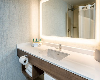 In-Room Amenity | Holiday Inn Express Middletown / Newport