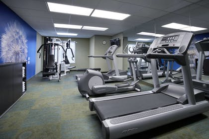Sports Facility | SpringHill Suites by Marriott Edgewood/Aberdeen