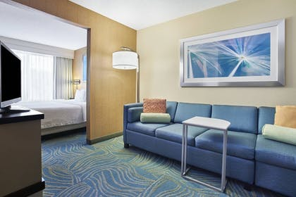 Guestroom | SpringHill Suites by Marriott Edgewood/Aberdeen