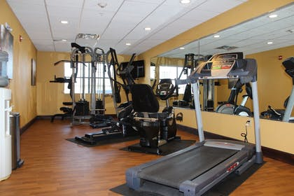 Fitness Facility | Best Western Temple Inn & Suites