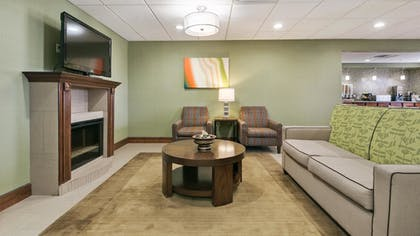 Lobby | Best Western Temple Inn & Suites