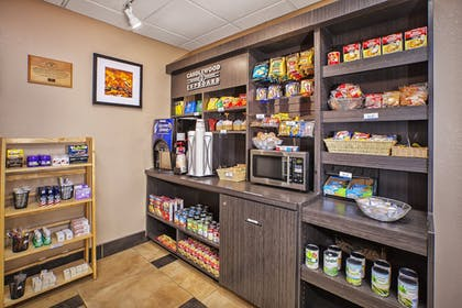 Snack Bar | Candlewood Suites Indianapolis