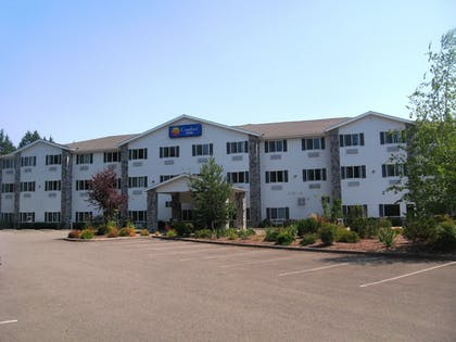 Hotel Front | Comfort Inn Conference Center Tumwater - Olympia