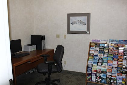 Business Center | Comfort Inn Conference Center Tumwater - Olympia