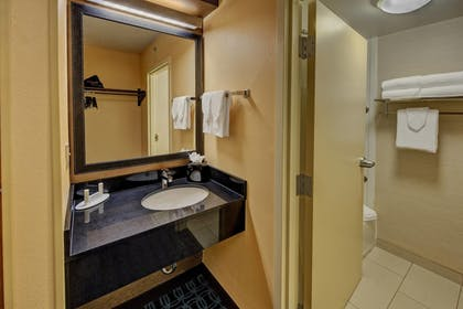 | Studio, 1 King Bed with Sofa bed | Fairfield Inn & Suites by Marriott Near Universal Orlando