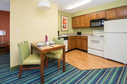 In-Room Kitchen | Residence Inn Spokane E Valley