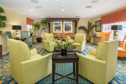 Lobby Sitting Area | Residence Inn Spokane E Valley
