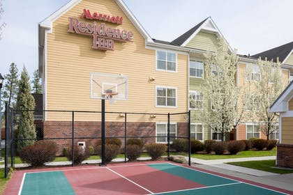 Sport Court | Residence Inn Spokane E Valley