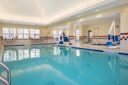 Indoor Pool | Residence Inn Spokane E Valley