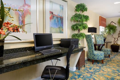 Business Center | Residence Inn Spokane E Valley